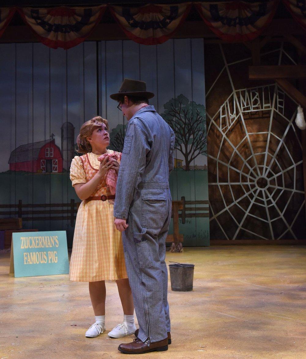 CHARLOTTE'S WEB  Alabama Shakespeare Festival