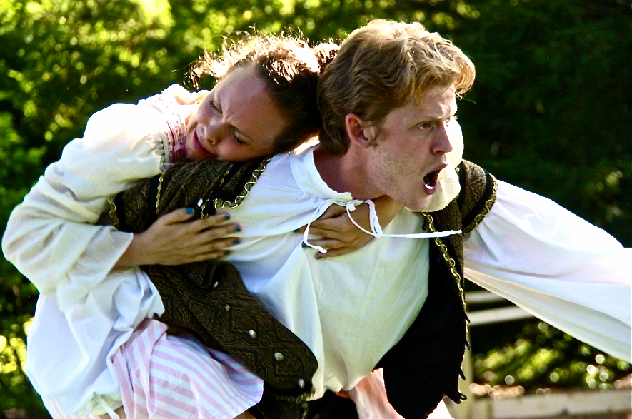 A MIDSUMMER NIGHTS DREAM  Ithaca Shakespeare Co.