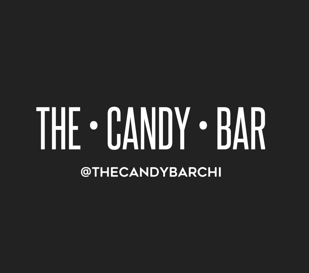 Find them on Facebook and Instagram @thecandybarchi.