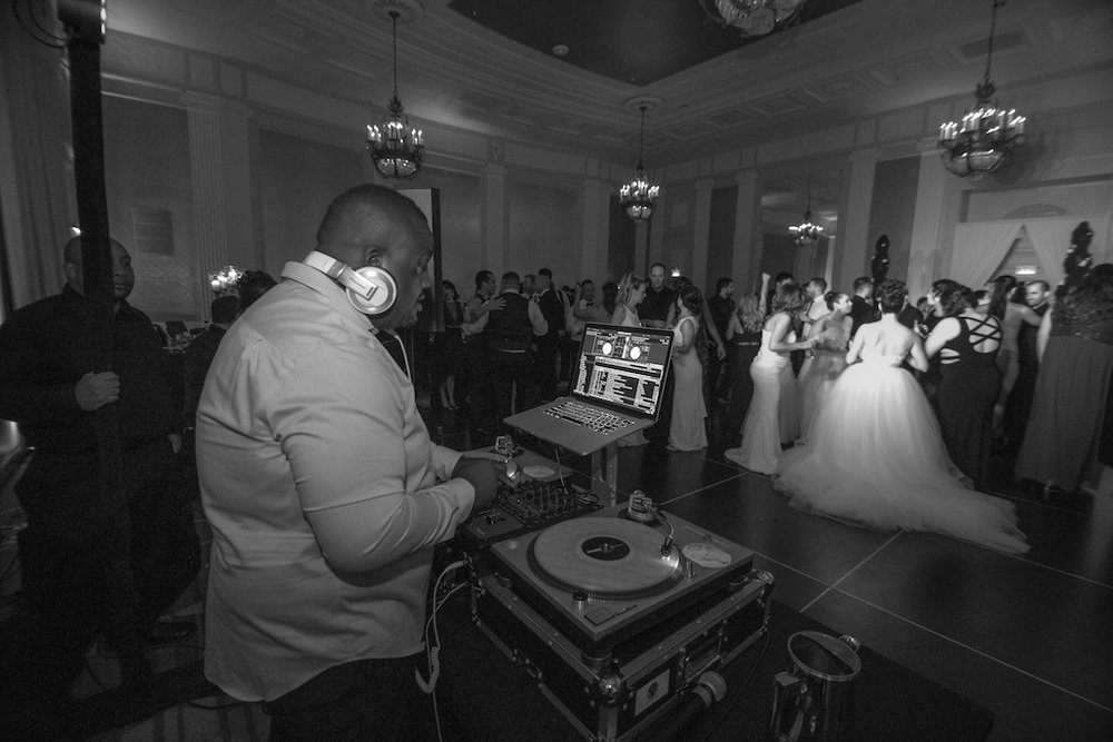 Chicago Wedding DJs from The DJ Firm