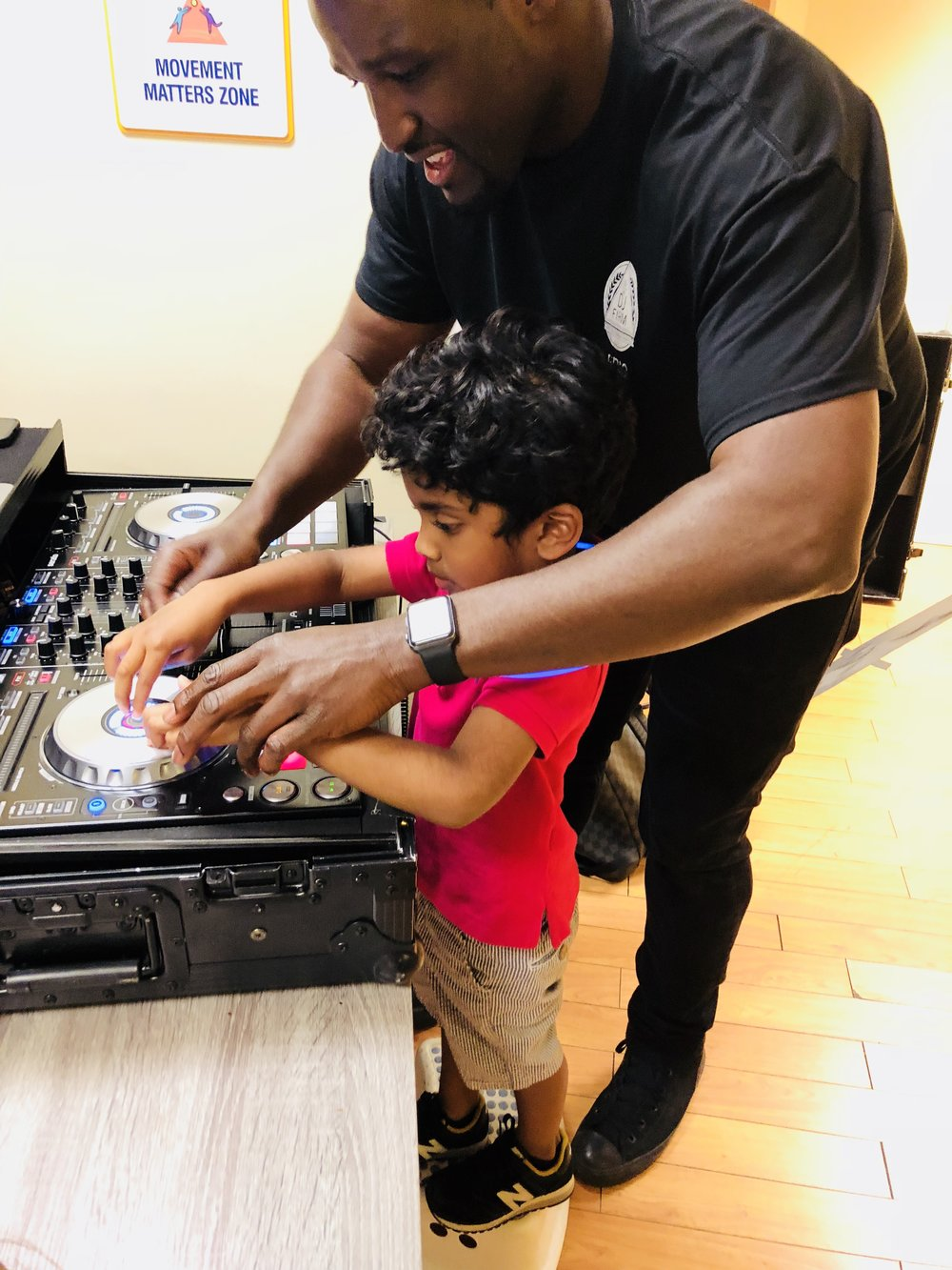 DJ Lessons with Jem!