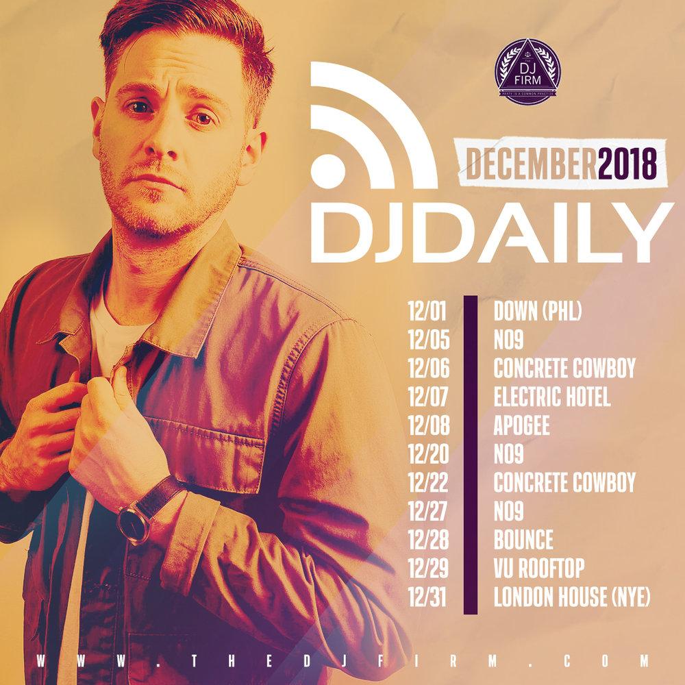 DJ DAILY