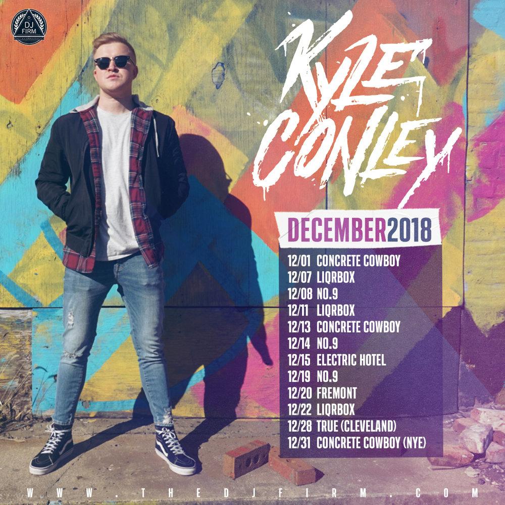 DJ KYLE CONLEY