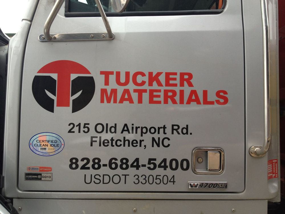 Tucker Materials is where we went to pick up our mineral wool insulation.