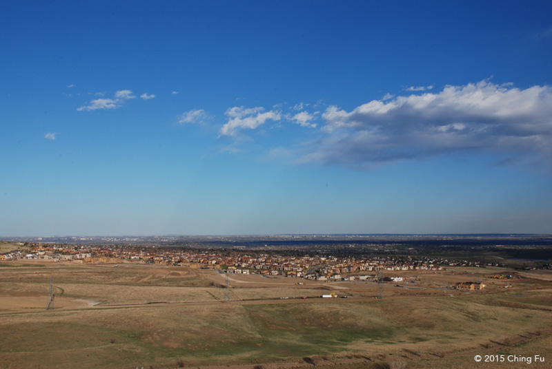 View of Denver.