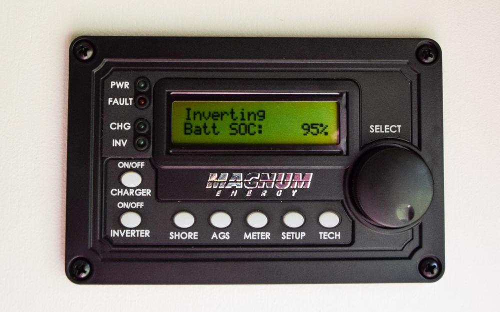 Magnum ME-RC remote