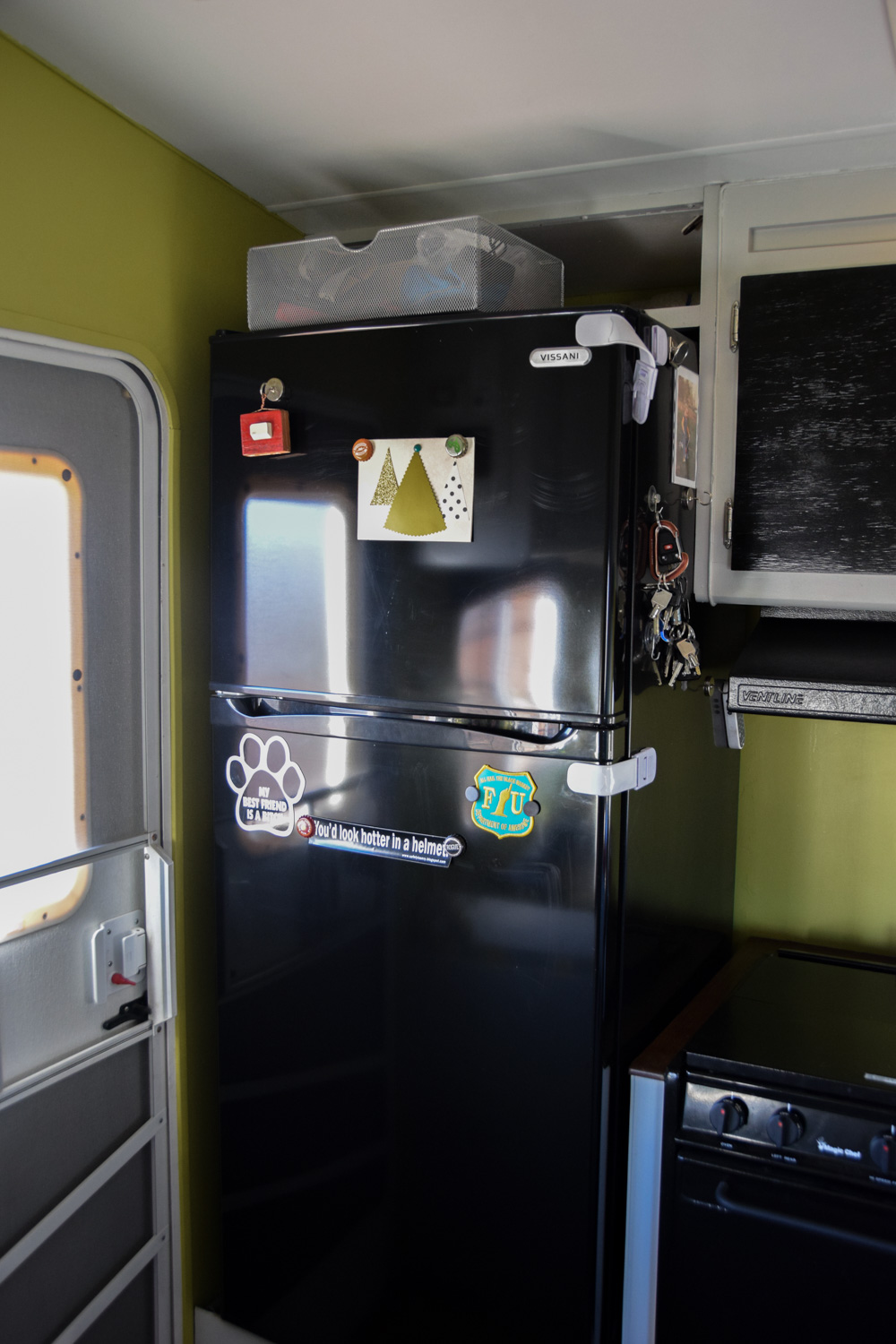 Residential Fridges In Boondocking Rvs Updated Summer