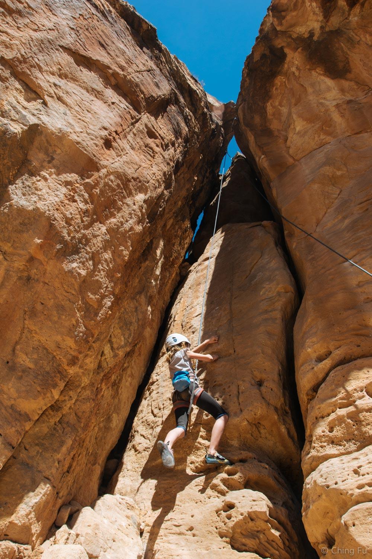 ...and kept climbing.