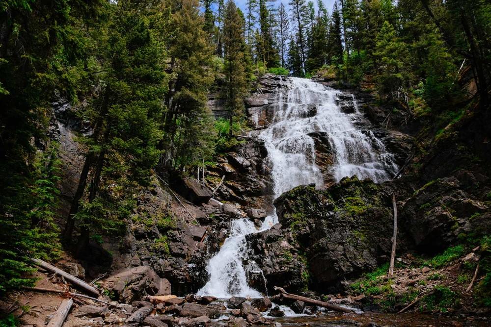 Morrell Falls Trail