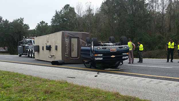 Read the story behind this crash at Fifth Wheel St.