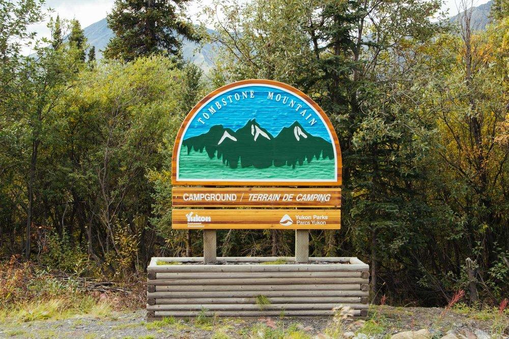 Tombstone Mountain Campground, Yukon