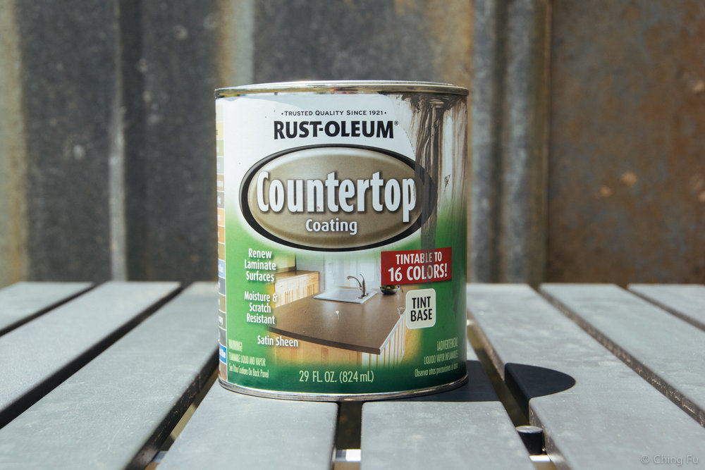 Rust-Oleum Countertop Coating