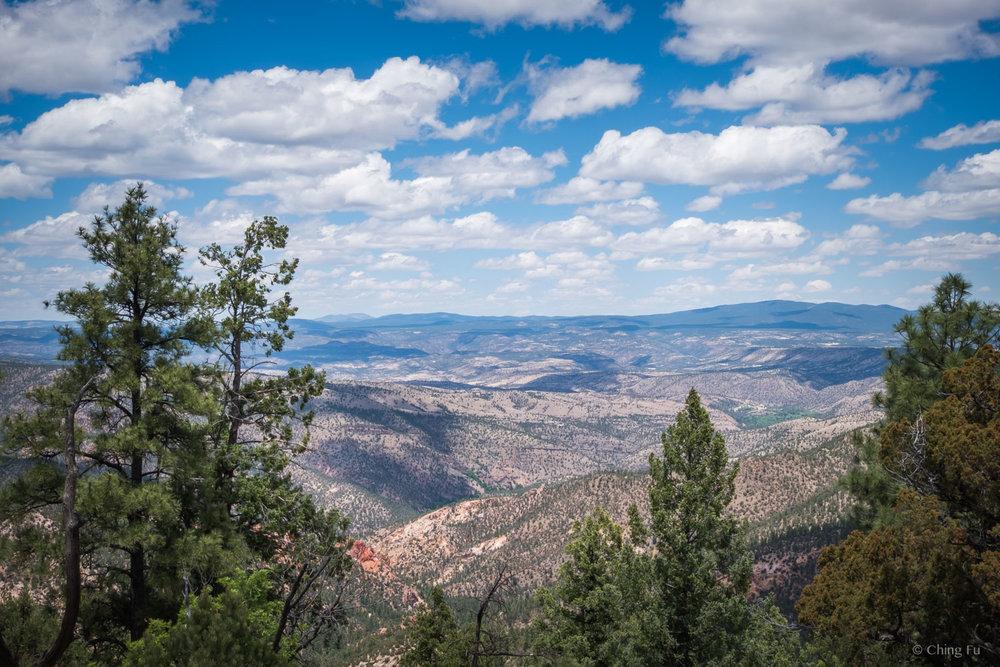 Clinton P. Anderson Wilderness Overlook