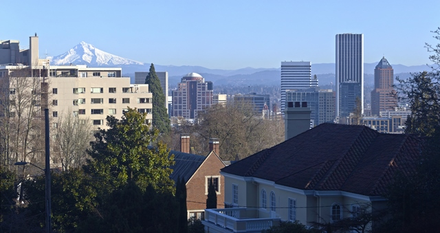 Portland OR City Skyline and Mount Hood Panorama shutterstock_88581058.jpg