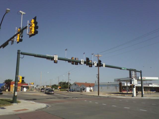 Traffic Signals McPherson, KS