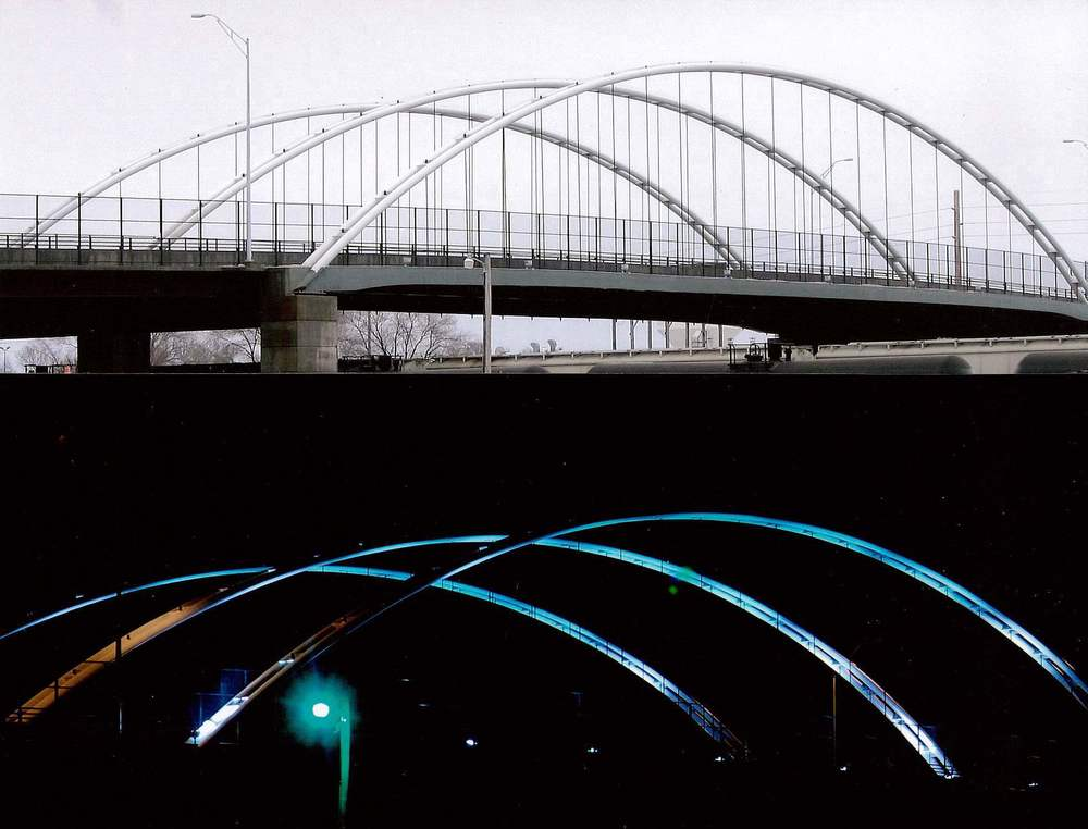 Columbus, NE Bridge Lighting