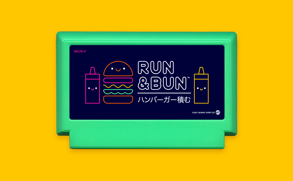 rUN & bUN Famicase 2017