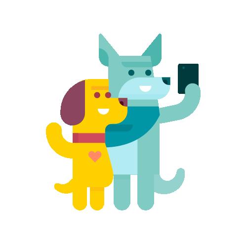 FACEBOOK Mascots