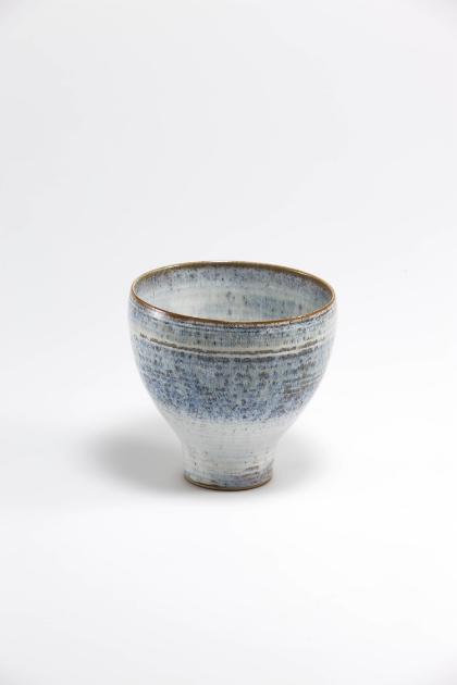 Jang Jin     Still Life 14-018, 2014    Ceramic    13h x 13.5w x 13.5d in  (33.02h x 34.29w x 34.29d cm)
