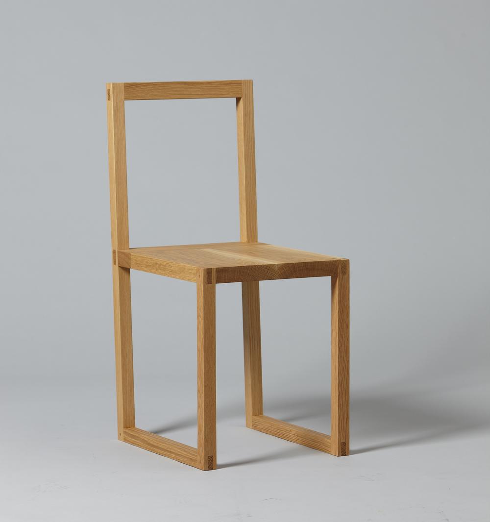 White oak Chair