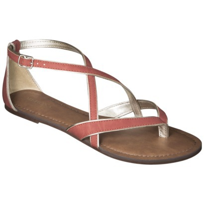 Women's Merona® Emily Sandals - Assorted Colors-$16.99