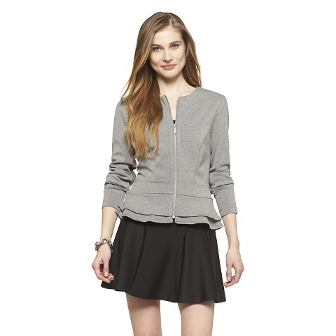 Peplum Jacket $34.99
