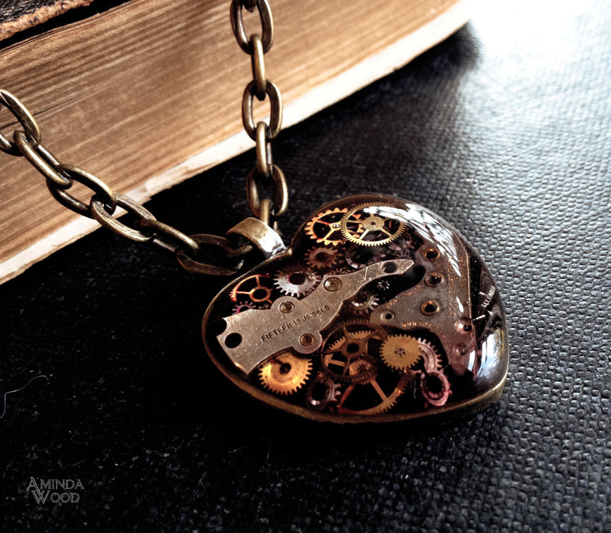 Mahogany Mechanical Pendant