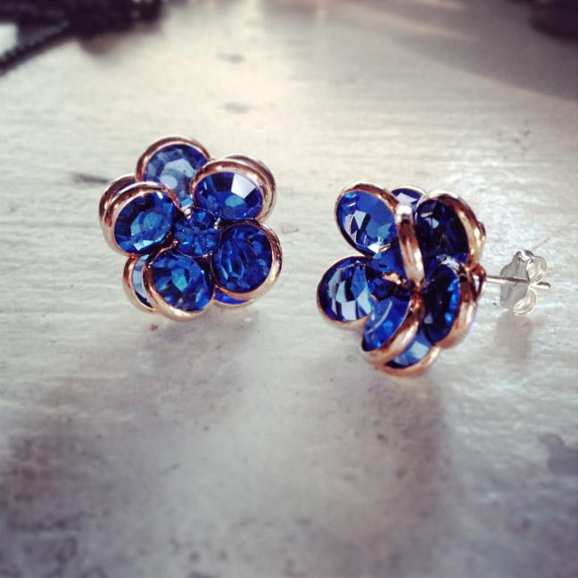 Reincarnated Vintage Earrings