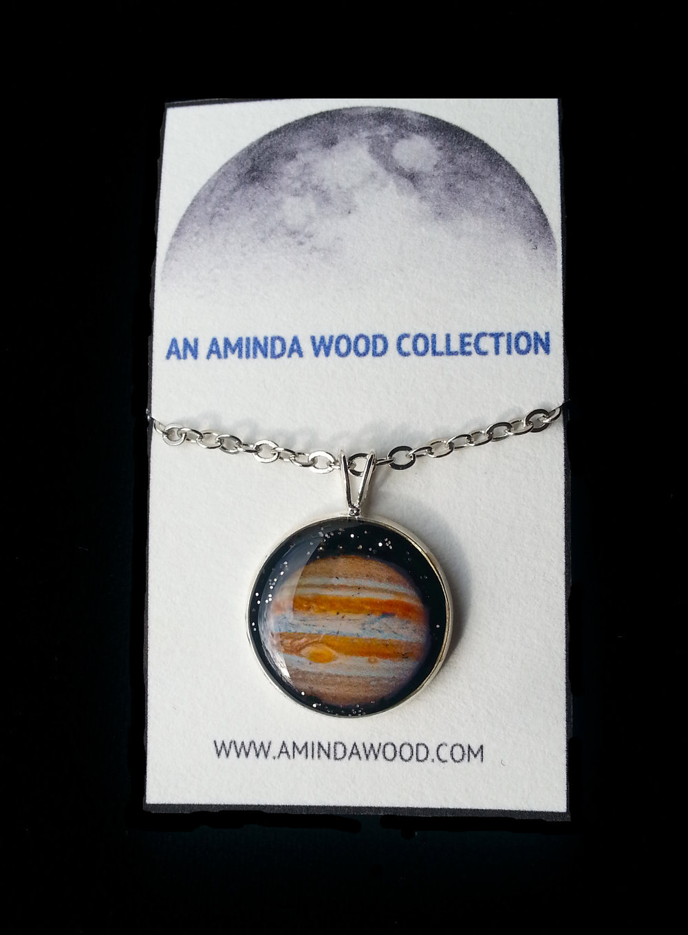 Jupiter Mission Pendant