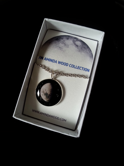 Moon Mission Pendant