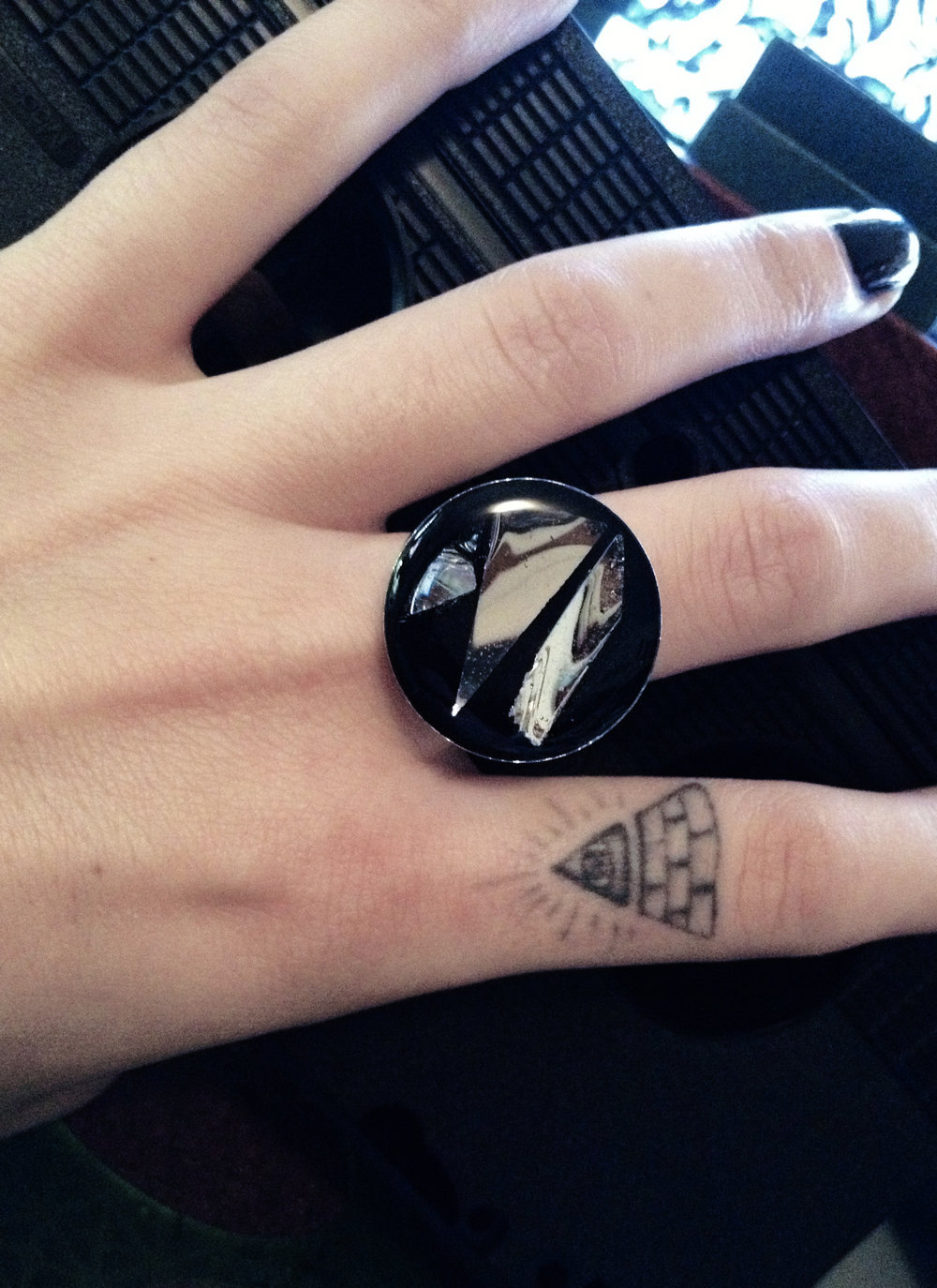 Crash Car Crash Ring
