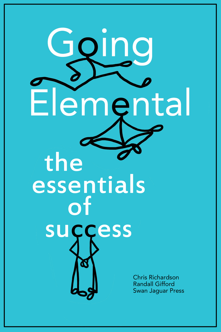 This book on leadership that I illustrated is now available at the Going Elemental site.