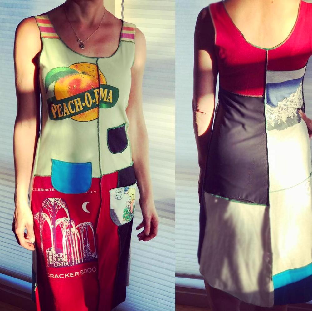 Tina's Dress, commission