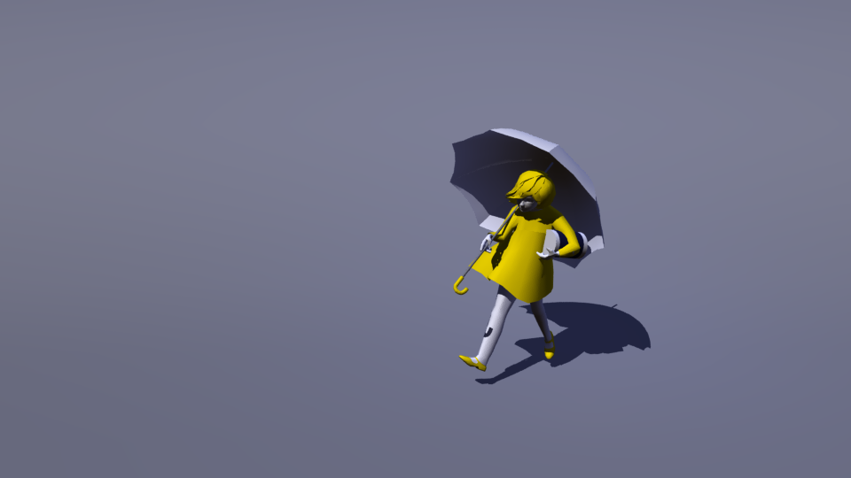 morton salt girl - work in progress 3d modeling, sp '14 made in maya 2014 and mudbox