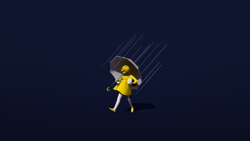 Morton Salt girl, 2014