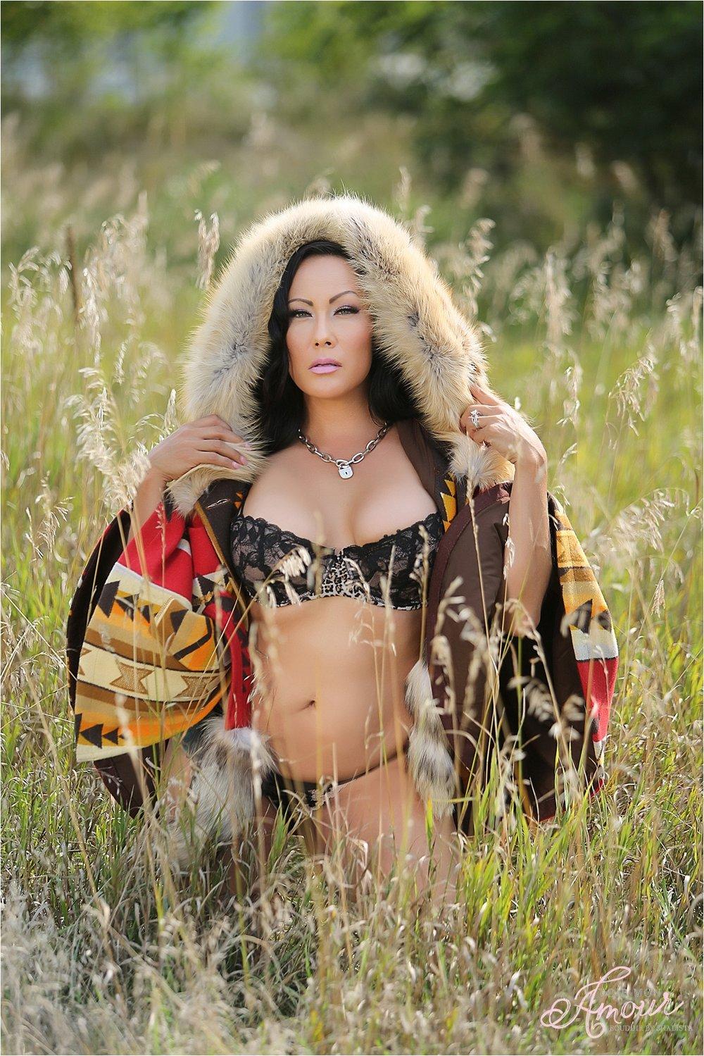 Native American Boudoir