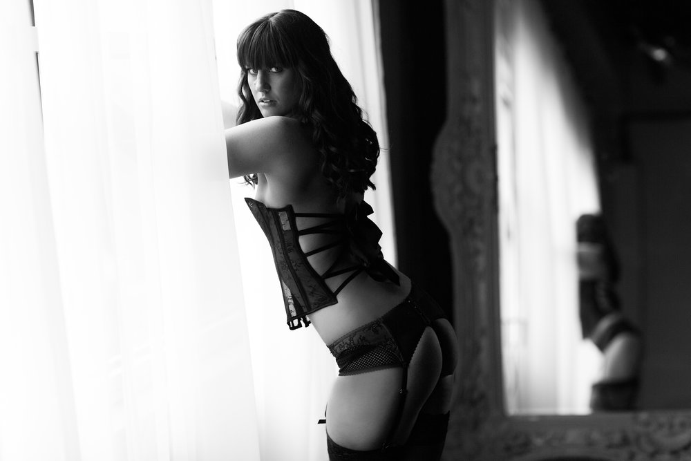 Boudoir photography in South Dakota