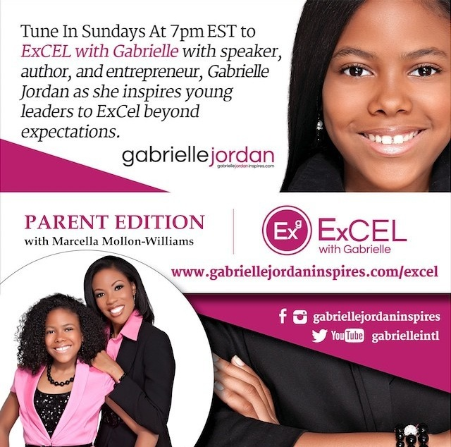 ExCel Youth Institute with Gabrielle Jordan Williams