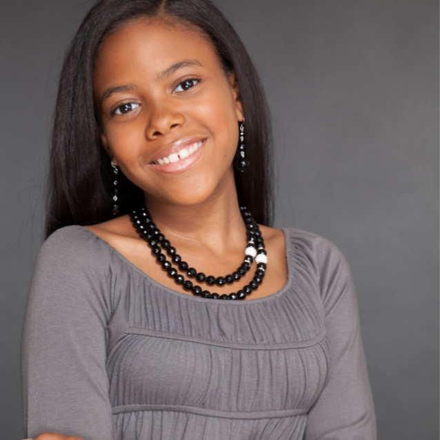 Teen entrepreneur Gabrielle Jordan Williams