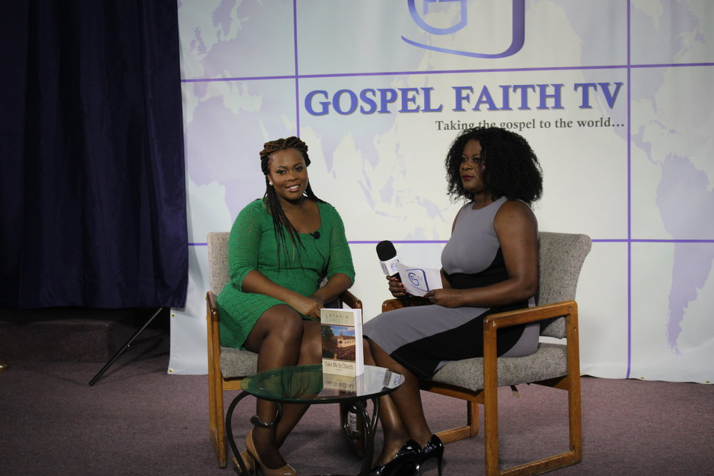 Gospel Faith TV interview