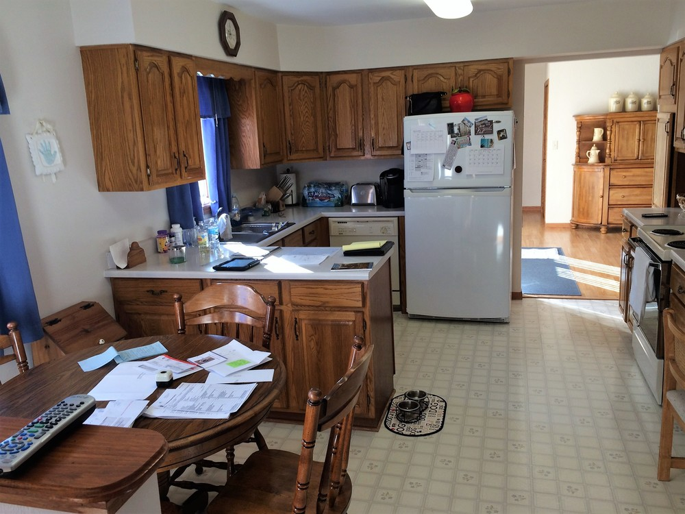 EXISTING KITCHEN