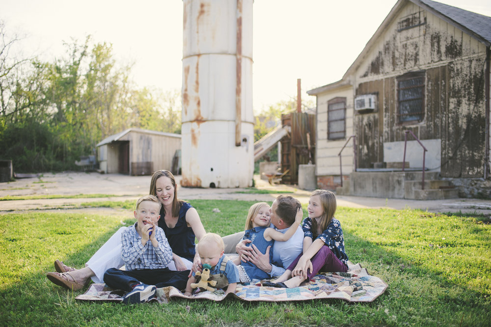 Leavenworth Urban Family Photographer