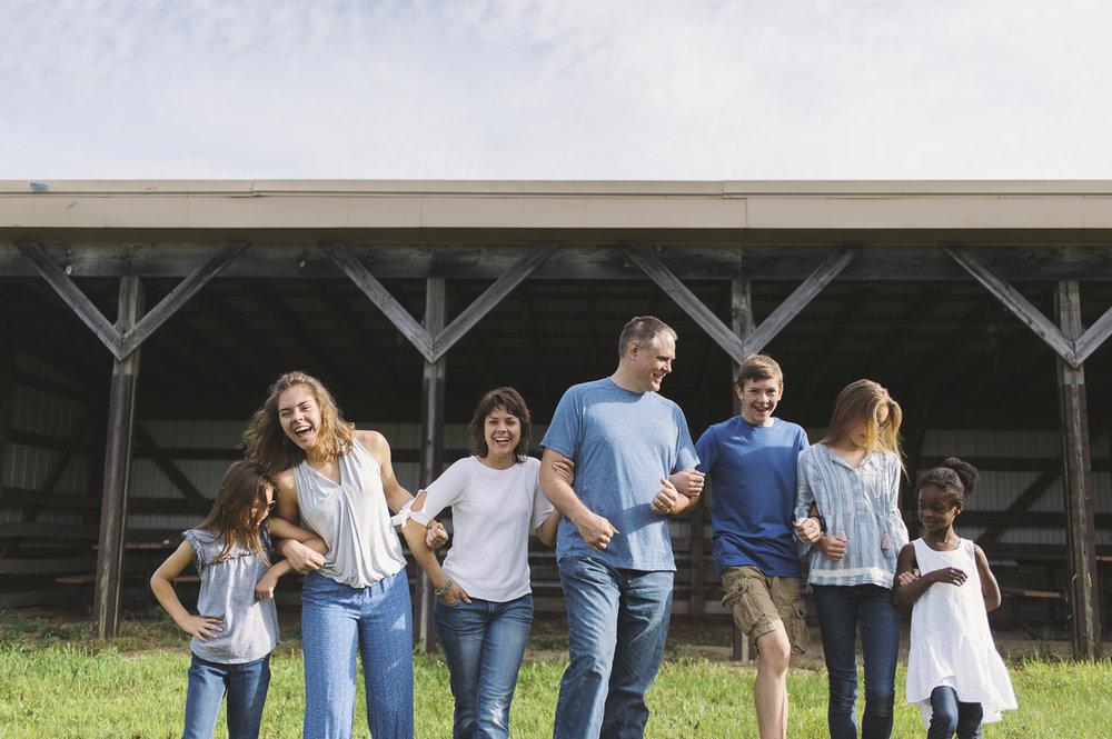Kansas City Lifestyle Family Photographer