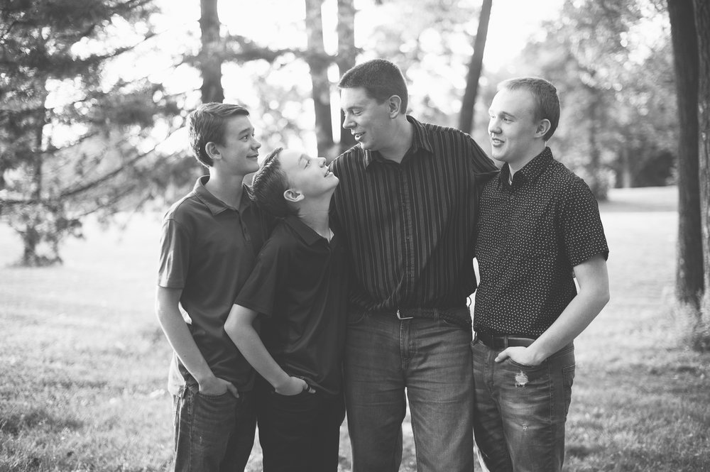 Family photographer kansas city