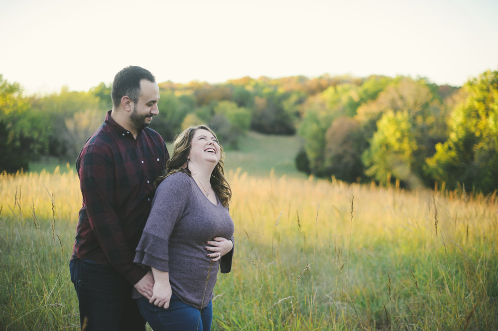 Shawnee Mission Park Portrait Photographer