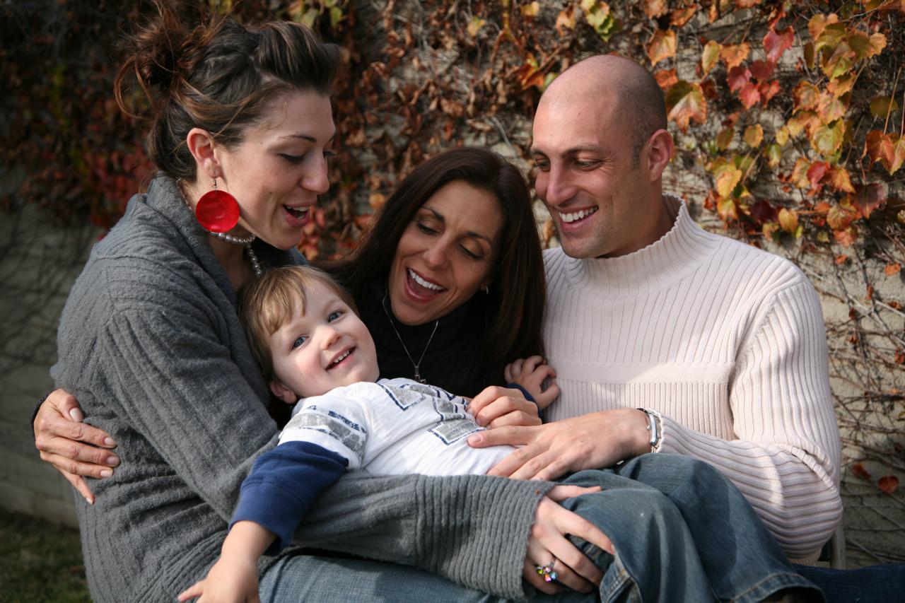 <3 family. <3