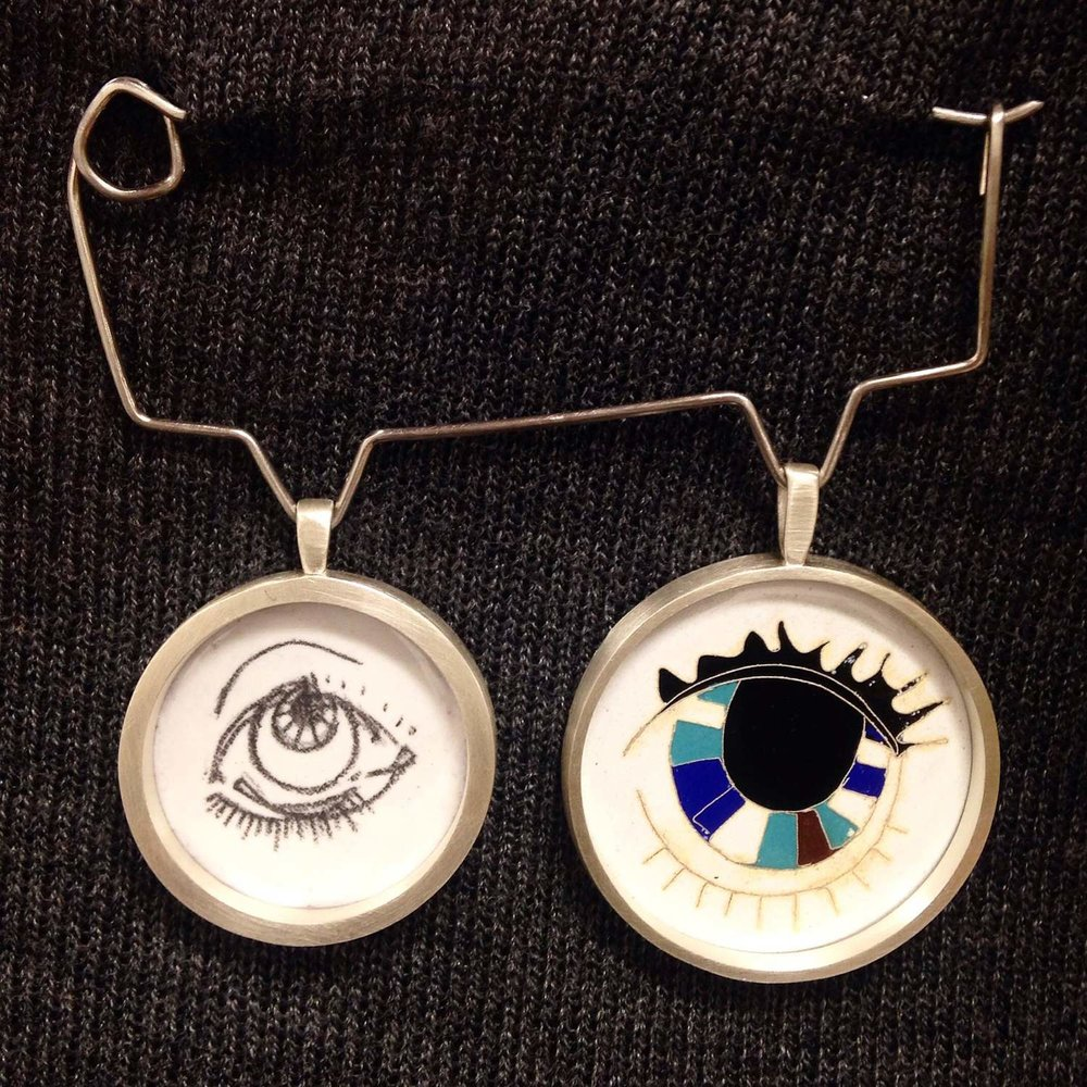 Lover's Eye Fibula