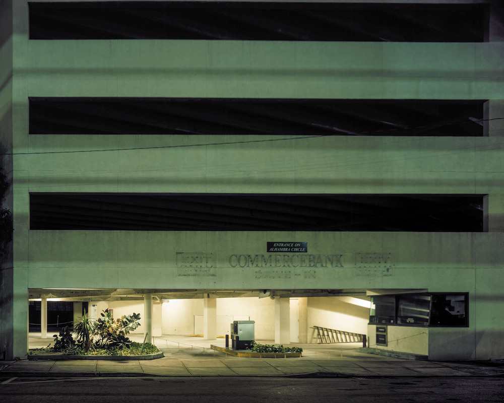 'Drive-Through Bank Composition 02'