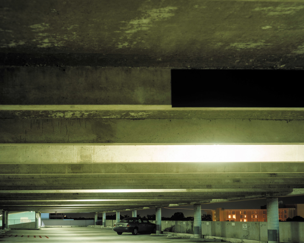 'Parking Garage Composition 01'
