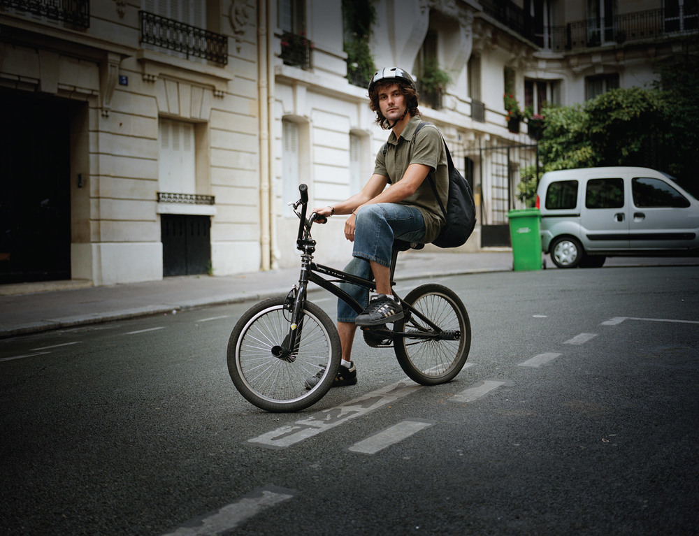 Bike Messanger